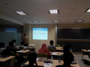 """A Guest Lecture on """"Prospects of Aviation Engineering / Avionics"""""""